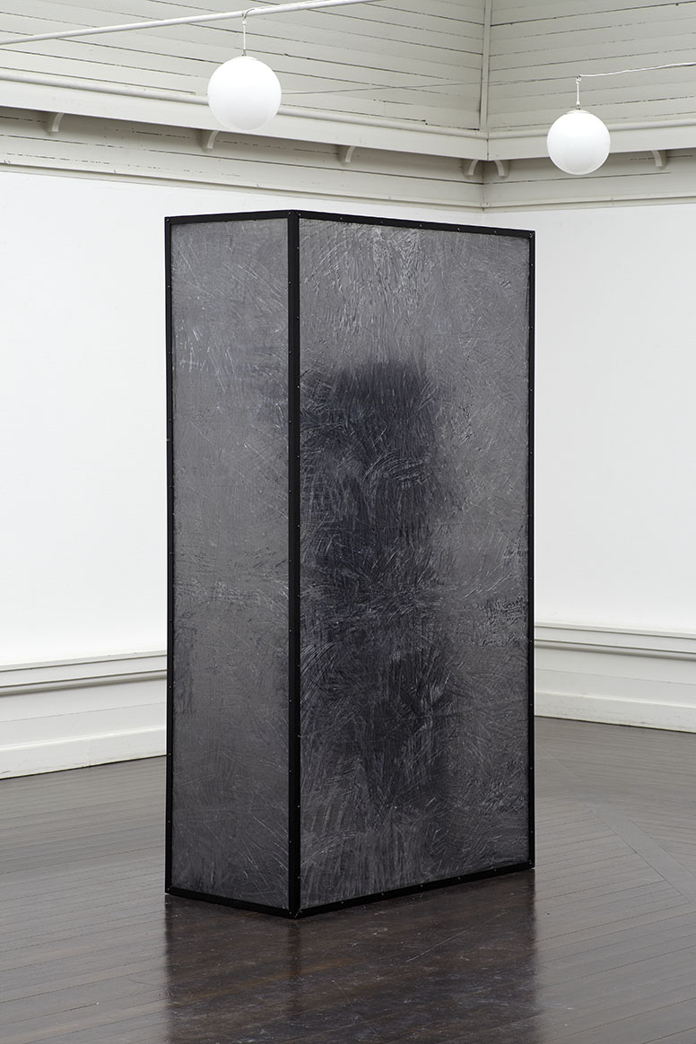 Untitled (Unknown Objects IV-VIII) 2009